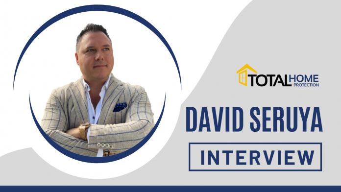 Total Home Protection Goes Full-Speed Ahead with Their New AI-Based Proprietary CRM System | An Interview with CEO David Seruya